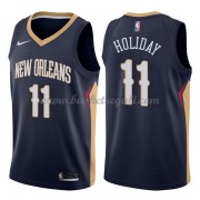 Maglie NBA New Orleans Pelicans 2018 Canotte Jrue Holiday 11# Icon Edition..