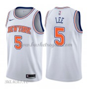 Canotte Basket Bambino New York Knicks 2018 Courtney Lee 5# Statement Edition..