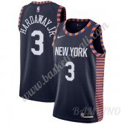 Canotte Basket Bambino New York Knicks 2019-20 Tim Hardaway Jr. 3# Marina Militare City Edition Swin..