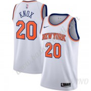 Canotte Basket Bambino New York Knicks 2019-20 Kevin Knox 20# Bianca Association Edition Swingman..