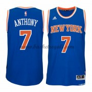 Maglie Basket NBA New York Knicks Uomo 2015-16 Carmelo Anthony 7# Road Swingman..