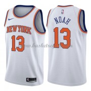 Maglie NBA New York Knicks 2018 Canotte Joakim Noah 13# Association Edition..