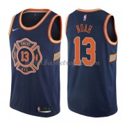 Maglie NBA New York Knicks 2018 Canotte Joakim Noah 13# City Edition..