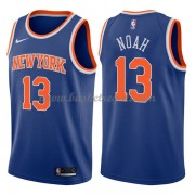 Maglie NBA New York Knicks 2018 Canotte Joakim Noah 13# Icon Edition..