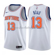 Maglie NBA New York Knicks 2018 Canotte Joakim Noah 13# Statement Edition..