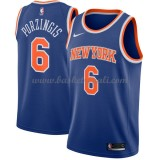 Maglie NBA New York Knicks 2018 Canotte Kristaps Porzingis 6# Icon Edition