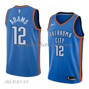 Canotte Basket Bambino Oklahoma City Thunder 2018 Steven Adams 12# Icon Edition..