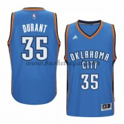 Maglie Basket NBA Oklahoma City Thunder Uomo 2015-16 Kevin Durant 35# Road Swingman..