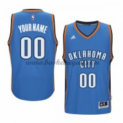 Maglie NBA Road 2015-16 Canotte Oklahoma City Thunder