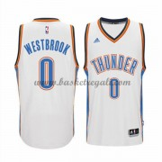 Maglie NBA Russell Westbrook 0# Home 2015-16 Canotte Oklahoma City Thunder..
