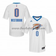 Maglie NBA Russell Westbrook 0# Pride 2015-16 Canotte Oklahoma City Thunder..