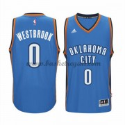 Maglie NBA Russell Westbrook 0# Road 2015-16 Canotte Oklahoma City Thunder..