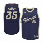 Maglie Basket NBA Oklahoma City Thunder Uomo 2015 Kevin Durant 35# NBA Christmas Wars Swingman..