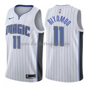 Maglie NBA Orlando Magic 2018 Canotte Bismack Biyombo 11# Association Edition..