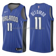 Maglie NBA Orlando Magic 2018 Canotte Bismack Biyombo 11# Icon Edition..