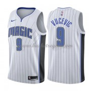 Maglie NBA Orlando Magic 2018 Canotte Nikola Vucevic 9# Association Edition..