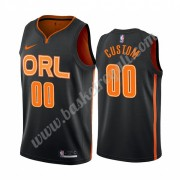 Maglie NBA Orlando Magic 2019-20 Nero City Edition Canotte Swingman..
