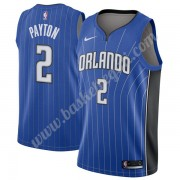 Maglie NBA Orlando Magic 2019-20 Elfrid Payton 2# Blu Icon Edition Canotte Swingman..