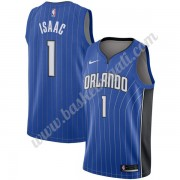 Maglie NBA Orlando Magic 2019-20 Jonathan Isaac 1# Blu Icon Edition Canotte Swingman..