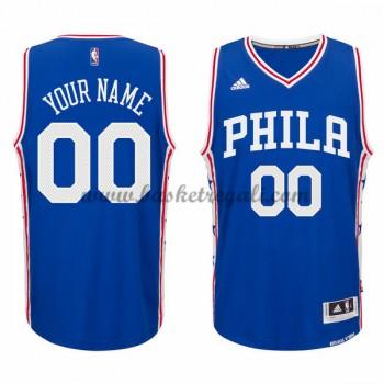Maglie NBA Road 2015-16 Canotte Philadelphia 76ers