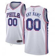 Maglie NBA Philadelphia 76ers 2018 Canotte Association Edition..