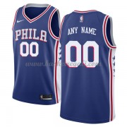 Maglie NBA Philadelphia 76ers 2018 Canotte Icon Edition..