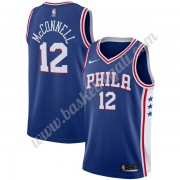 Maglie NBA Philadelphia 76ers 2019-20 T.J. McConnell 12# Icon Edition Canotte Swingman..
