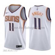 Canotte Basket Bambino Phoenix Suns 2018 Brandon Knight 11# Association Edition..