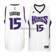 Maglie NBA DeMarcus Cousins 15# Home 2015-16 Canotte Sacramento Kings..