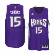 Maglie NBA DeMarcus Cousins 15# Road 2015-16 Canotte Sacramento Kings..