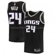 Maglie NBA Sacramento Kings 2018 Canotte Buddy Hield 24# Statement Edition..