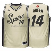 Magliette Basket San Antonio Spurs 2015 Danny Green 14# NBA Natale Swingman..