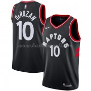 Maglie NBA Toronto Raptors 2018 Canotte DeMar DeRozan 10# Statement Edition..