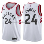 Maglie NBA Toronto Raptors 2018 Canotte Norman Powell 24# Association Edition..