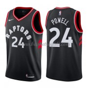 Maglie NBA Toronto Raptors 2018 Canotte Norman Powell 24# Statement Edition..