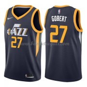 Maglie NBA Utah Jazz 2018 Canotte Rudy Gobert 27# Icon Edition..