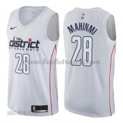 Canotte Basket Bambino Washington Wizards 2018 Ian Mahinmi 28# City Edition..