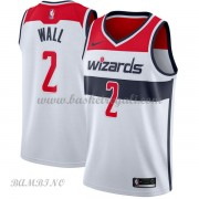 Canotte Basket Bambino Washington Wizards 2018 John Wall 2# Association Edition..