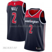 Canotte Basket Bambino Washington Wizards 2018 John Wall 2# Statement Edition..