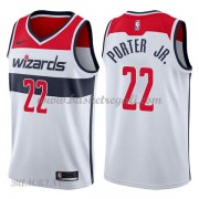 Canotte Basket Bambino Washington Wizards 2018 Otto Porter Jr. 22# Association Edition..
