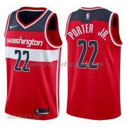 Canotte Basket Bambino Washington Wizards 2018 Otto Porter Jr. 22# Icon Edition..