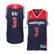 Maglie NBA Bradley Beal 3# Alternate 2015-16 Canotte Washington Wizards..
