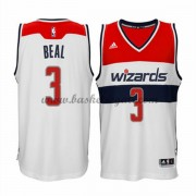 Maglie NBA Bradley Beal 3# Home 2015-16 Canotte Washington Wizards..