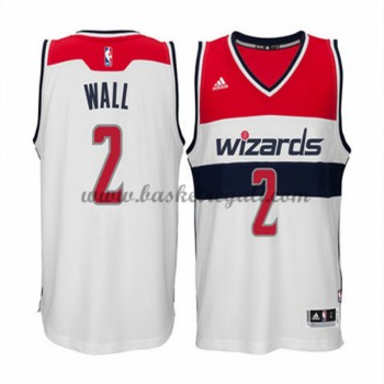 Maglie NBA John Wall 2# Home 2015-16 Canotte Washington Wizards