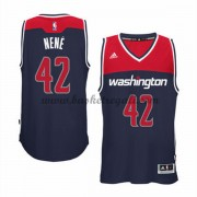 Maglie NBA Nene Hilario 42# Alternate 2015-16 Canotte Washington Wizards..