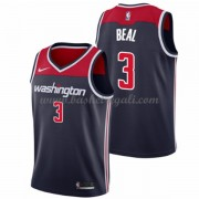 Maglie NBA Washington Wizards 2018 Canotte Bradley Beal 3# Statement Edition..