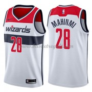 Maglie NBA Washington Wizards 2018 Canotte Ian Mahinmi 28# Association Edition..