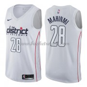 Maglie NBA Washington Wizards 2018 Canotte Ian Mahinmi 28# City Edition..