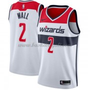 Maglie NBA Washington Wizards 2018 Canotte John Wall 2# Association Edition..