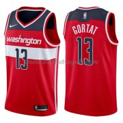 Maglie NBA Washington Wizards 2018 Canotte Marcin Gortat 13# Icon Edition..